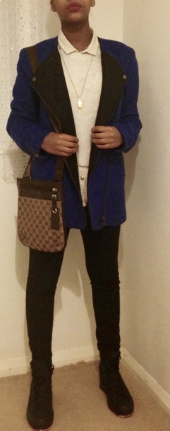 bag gucci bag + forever 21 jacket