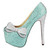 HERSTAR™ Tiffany Blue Bow Crystal Pumps (tiffany co diamond shoes, tiffany high heel shoes, tiffany rhinestone crystal shoes) | Novelty Heels | HERSTAR