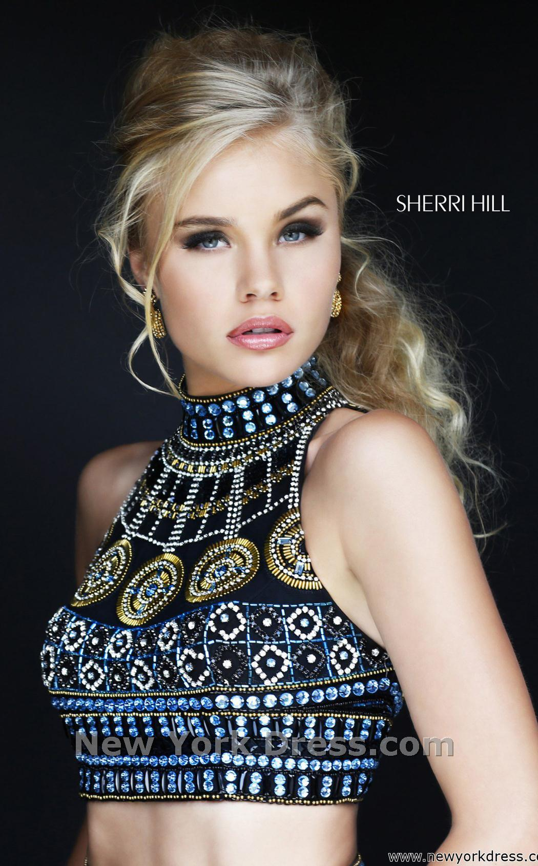 Sherri Hill 11068 Dress - NewYorkDress.com
