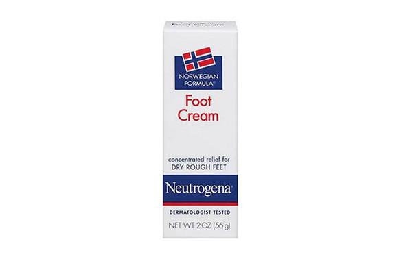 make-up Neutrogena foot care foot cream