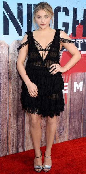 Dress Lace Dress Black Dress Prom Dress Mini Dress Chloe Grace