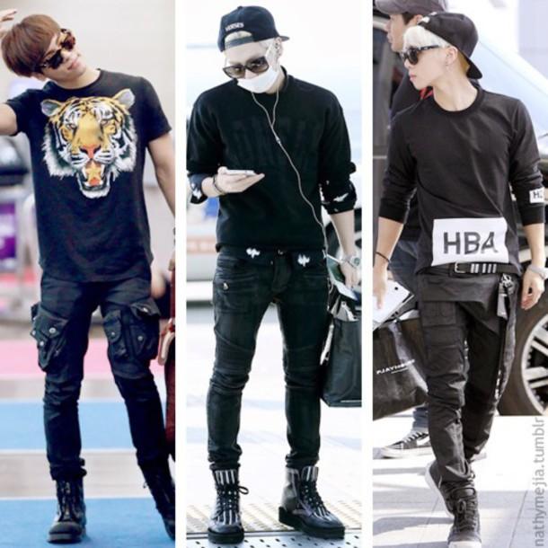 Jeans, Kpop, Korean Fashion, Tumblr, K-pop, Korean Fashion