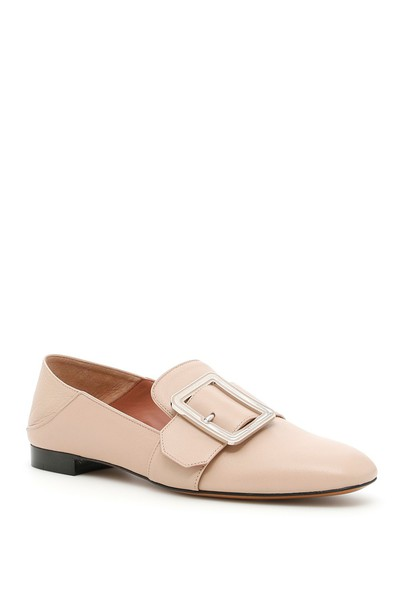 Bally moccasins shoes