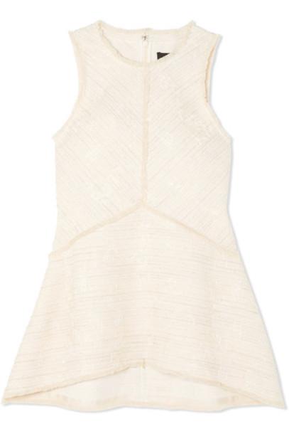 Proenza Schouler top white cotton off-white