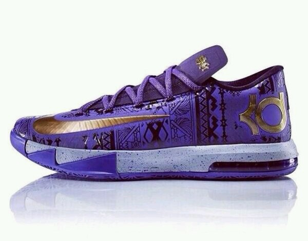 shoes purple shoes kds 6 kds