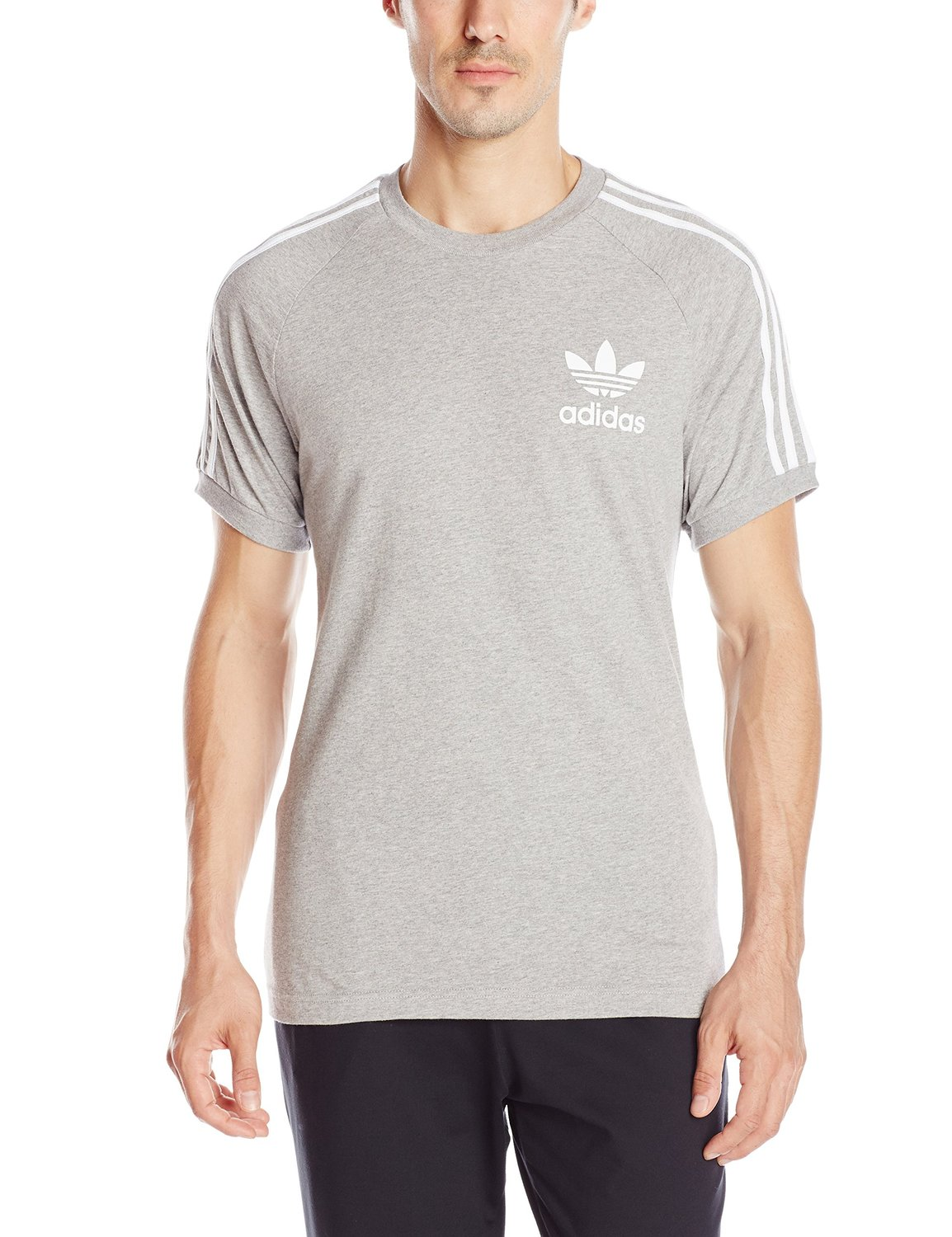 adidas t shirt california amazon