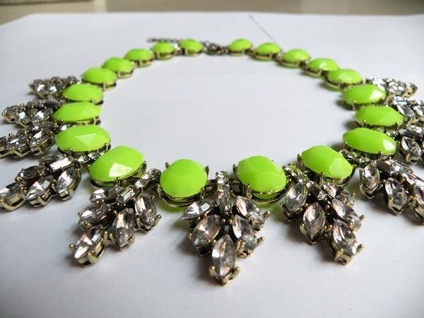 jewels grey neon rhinestones aliexpress free shipping
