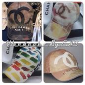 cc hat,chanel hat,hat,cc dripping,cc gloves,cap