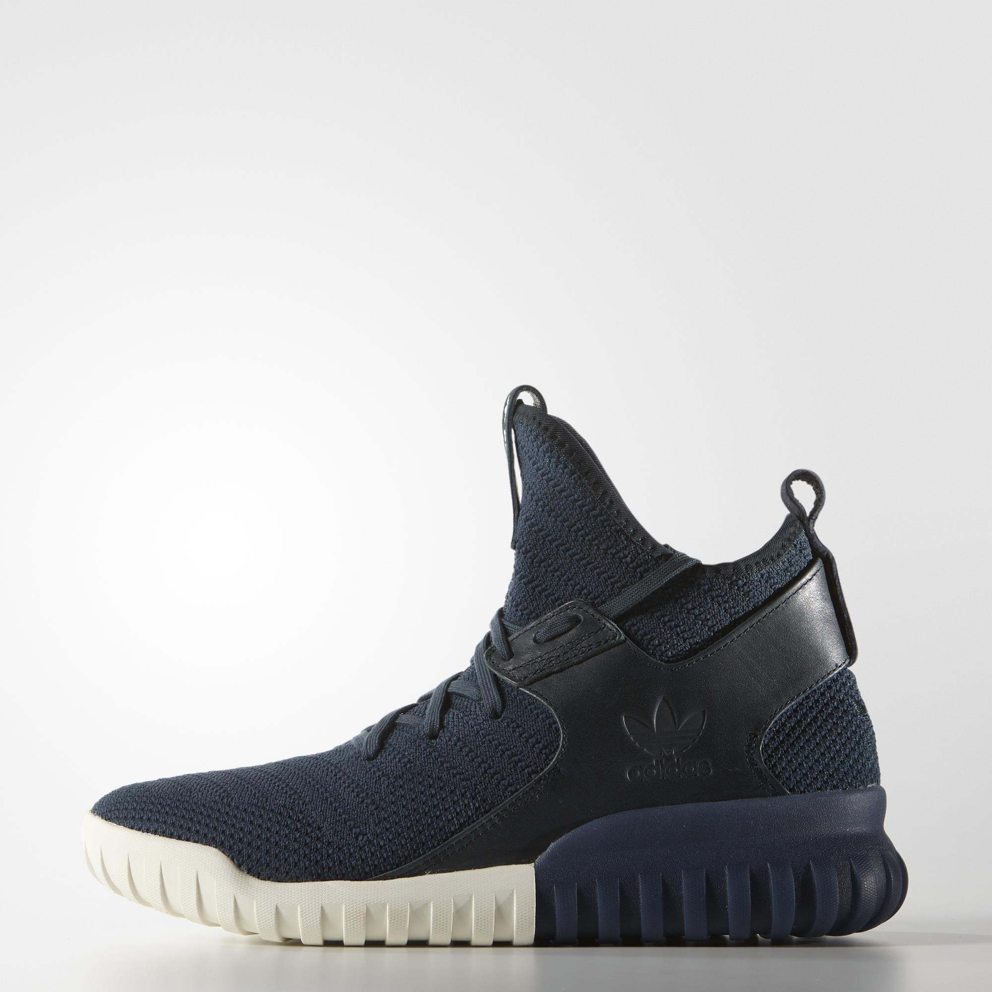 adidas schuh tubular x knit core black