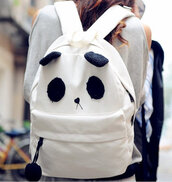 bag,black,panda,white,backpack,girly wishlist,tumblr,kawaii,cute,japanese,korean style,korean fashion,black and white,nice,cool,funny,youth,young,teenagers,guys,girl,shoes,slippers,t-shirt,graphic tee,printed t-shirt,white t-shirt,womens t-shirt,mens t-shirt,Graphic T-shirts,cotton t-shirt,dress,wedding dress