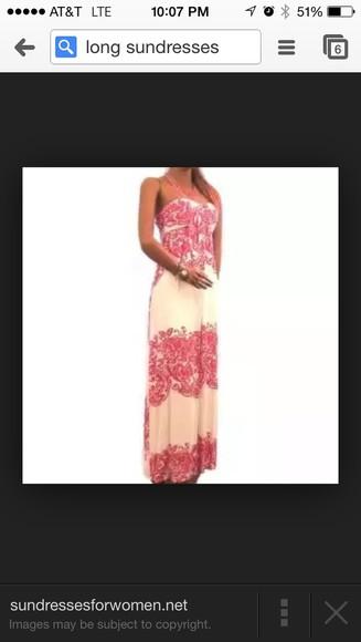 dress sundress beach dress beach long dress