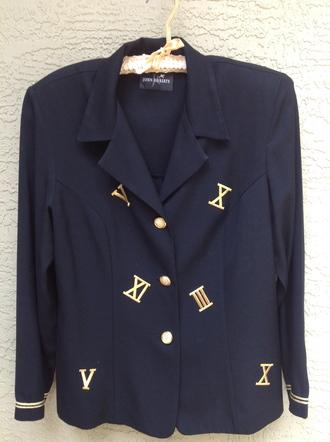 jacket countdown jacket navy