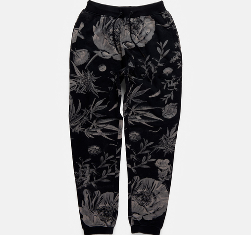 10Deep | Bottoms | Night Vision Bacchanal Sweatpant - Black