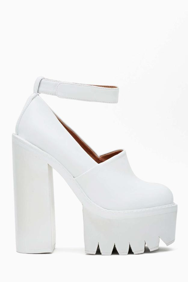 Plataformas Scully Platforms Importadas Jeffrey Campbell - Capital Federal - Ropa y Calzado  - jeffrey campbell