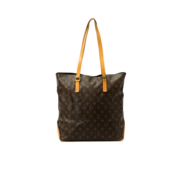 LOUIS VUITTON | CABAS MEZZO MONOGRAM SHOULDER TOTE | NEW AND PRE-OWNED LUXURY HANDBAGS | WATCHES AND JEWELLERY | FIFTH & | FIFTH AND LUXURY