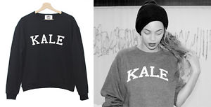 Kale beyonce yonce sweater jumper womens retro flawles music tumblr hipster cute