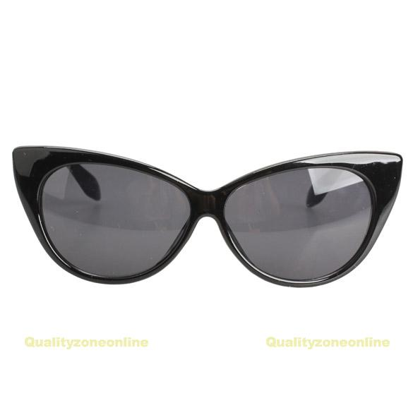 QZO Vintage Cat Eye Design Outdoor Travel Sunglasses UV400 Protective Shades | eBay