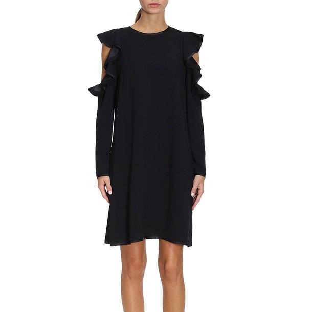 Parosh dress women black