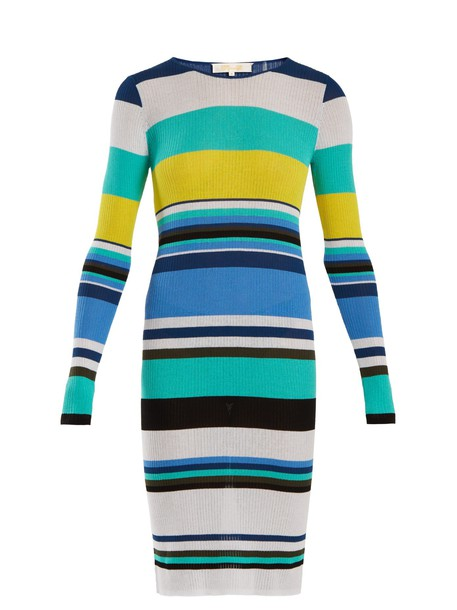 Diane Von Furstenberg dress cotton blue