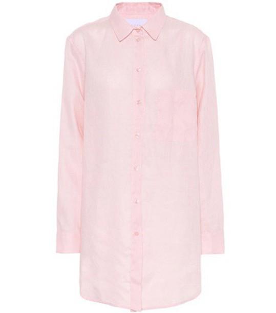 Asceno shirt pink top