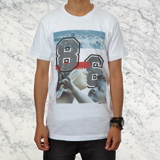 supreme t-shirt dope swag print kanye west yeezy streetwear hype statue