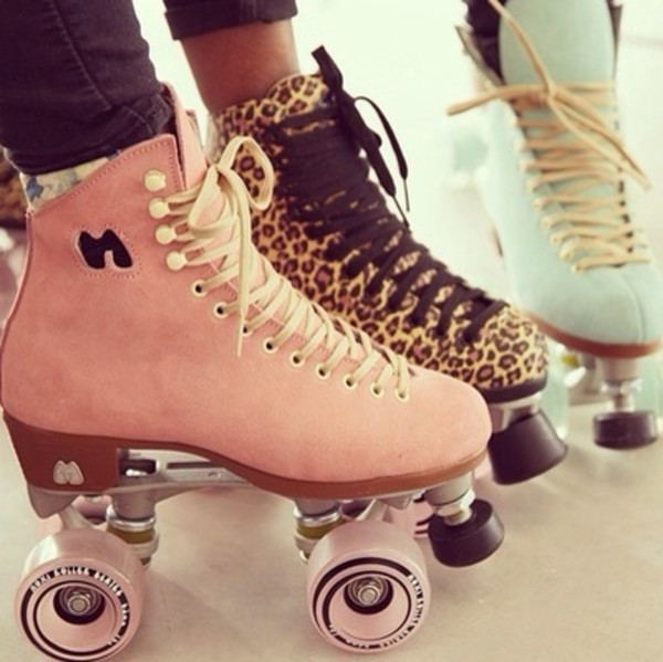 shoes skates roller skates cute
