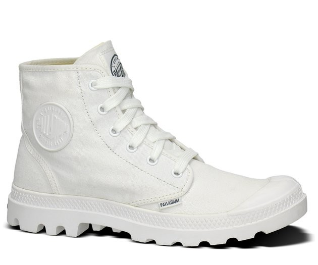 Blanc Hi - WHITE/WHITE - Footwear - Women