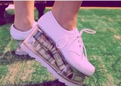 shoes,platform shoes,dollar,oxfords,white shoes,white,clear,creepers,grunge