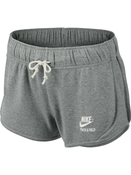 Nike, Women's Tempo Vintage Fleece Shorts - SportingLife Online S