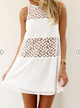 dress boho dress white dress spring dress summer dress summer white dresses