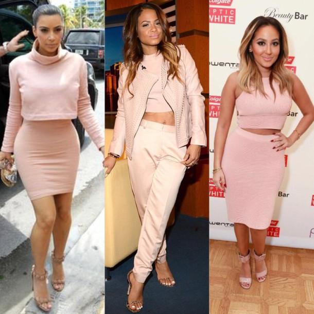 dress kim kardashian fashion vibe shoes pants