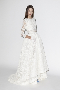 Houghton Bride Fall/Winter 2014 Lookbook - Houghton