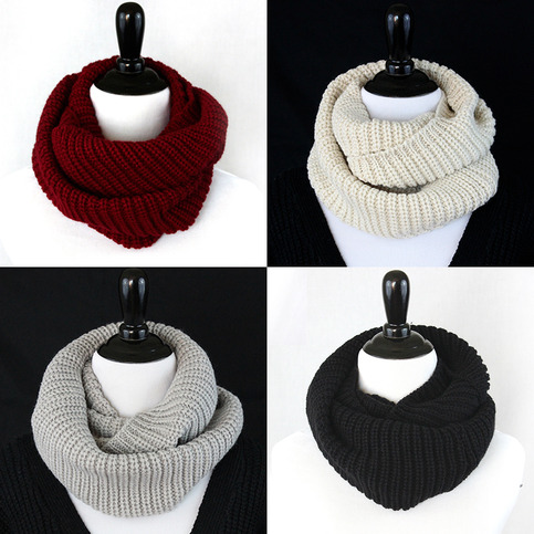 Pepper Knot | Infinity Scarf lll (More Colors) | Online Store Powered by Storenvy