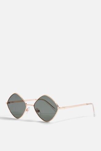 sunglasses gold