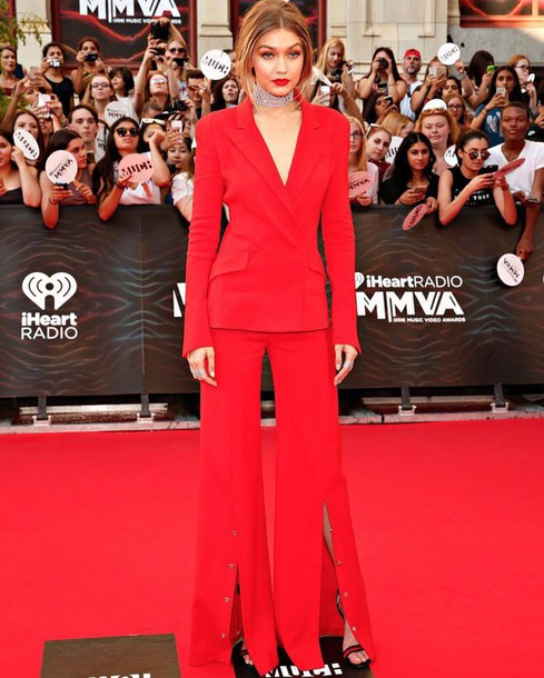 Blazer Red Carpet