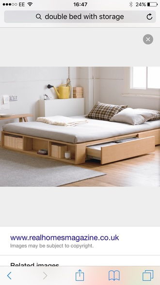 home accessory bed with storage bedroom