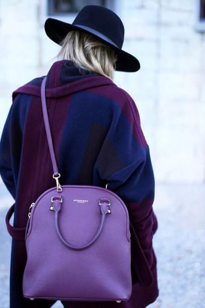 bag purple