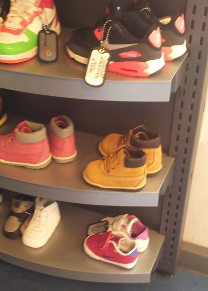 shoes pink cute basket timberlands baby nike air rose baby pink mini