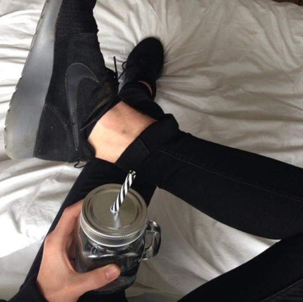 nike roshe womens black anthracite