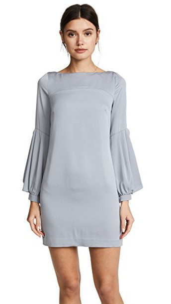 MILLY dress silver
