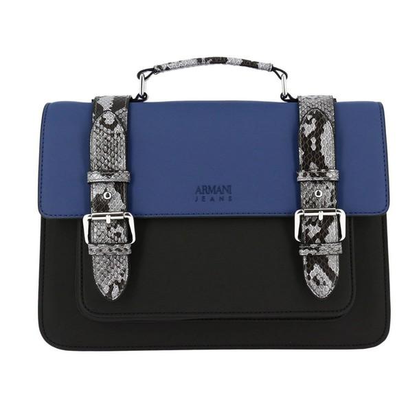 ARMANI JEANS women bag shoulder bag blue