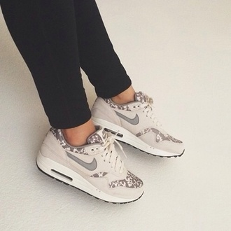 shoes beige air max airmax sneakers