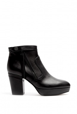 Acne | Track Zip UP Ankle Boot by Acne