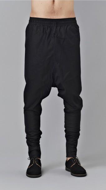 Luxury Zeta Ville - Womenu0026#39;s Low Crotch Treggings Pants Harem Trousers - Zipper - 927z | EBay