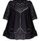 Caravan embroidered cotton top | zimmermann | matchesfashion.com us