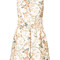 Zimmermann - floral print dress - women - linen/flax/silk/viscose - 0, linen/flax/silk/viscose