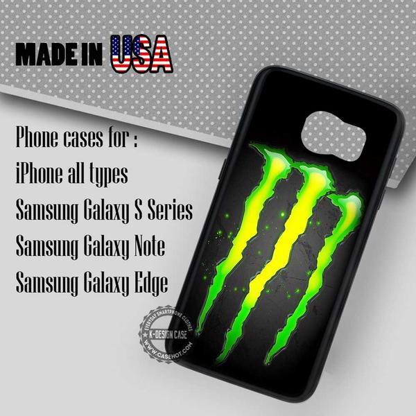 Samsung S7 Case - Energy Drink- iPhone Case #SamsungS7Case #art #yn