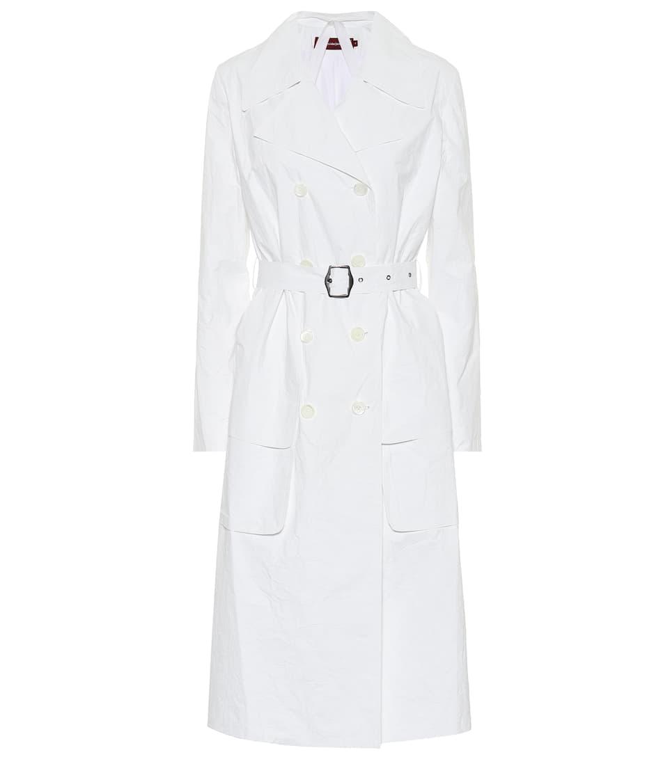 Nisa trench coat