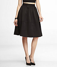 HIGH WAIST FULL SKIRT | Express