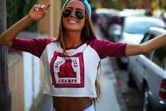 t-shirt tee-shirt shirt snapback hat cap obey kristine ullebo kristine ullebø sunglasses
